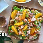 Oriental Chicken Salad Recipe | Easy and Tasty Chicken Salad