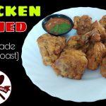 Chicken Fried Recipe || Homemade Chicken Roast || How To Make Chicken Roast At Home || F&B Nepal