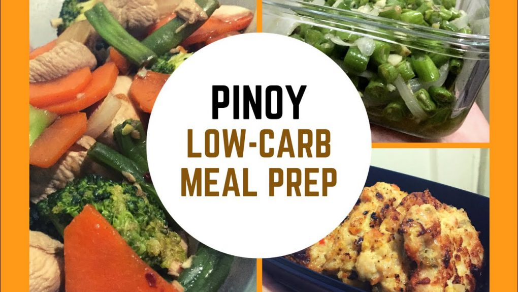 Pinoy Low Carb Meal Prep 2 Keto Philippines Keto Recipes Recipes From Pins
