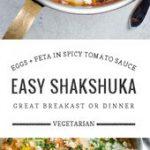 Easy Shakshuka Recipe with Feta | Umami Girl…