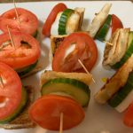 Delicious Quick And Easy Appetizer Recipe By Tehsin | Bread Egg and Veggies Mix Appetizer