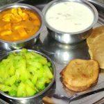 Karva chauth special Thali just in 40 minutes  Vrat Recipe  Thali Recipe  Ankita's kitcen 