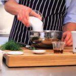 WMF Marinated Salmon Recipe