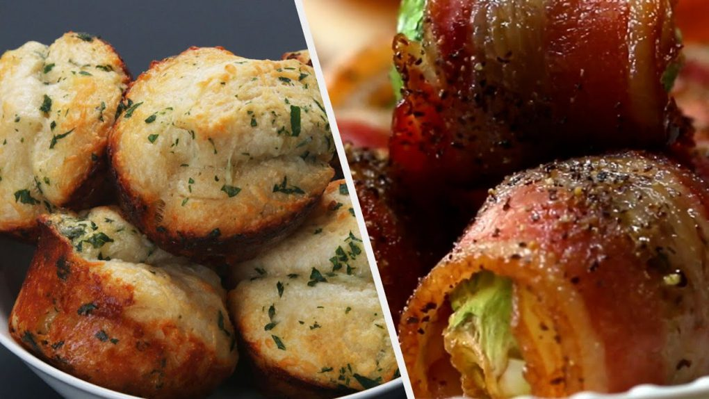 5 Ingredient Appetizers • Tasty Recipes