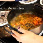 Aloo Baingan Recipe Video Potato & Eggplant Brinjal Recipes Easy Indian Gourmet Recipes