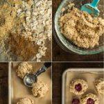 Flourless Thumbprint Breakfast Cookies (Vegan + GF) — Oh She Glows…