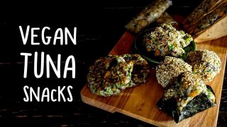 Vegan Tuna Salad and Snacks | 5+ Recipe Ideas