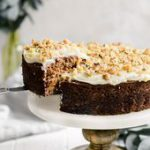 This super moist carrot cake recipe made from scratch is perfect for Easter or a…
