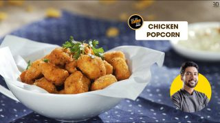 Crispy Chicken Popcorn | चिकन पॉपकॉर्न | Spicy Chicken snack | Chef Ranveer Brar