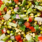 Sprouts Salad Recipe | Diet Recipe | Moong Sprouts Salad | Healthy weightloss Recipe | Moong Chaat