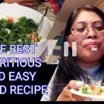THE BEST NUTRITIOUS AND EASY SALAD RECIPE / GREAT HEALTHY DIET