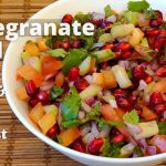 Pomegranate salad recipe | healthy & simple breakfast recipe | salad recipes