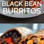 Sweet Potato & Black Bean Burrito