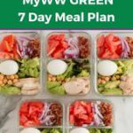 Weight Watchers 7 Day Meal Plan: Basic Freestyle The Holy Mess