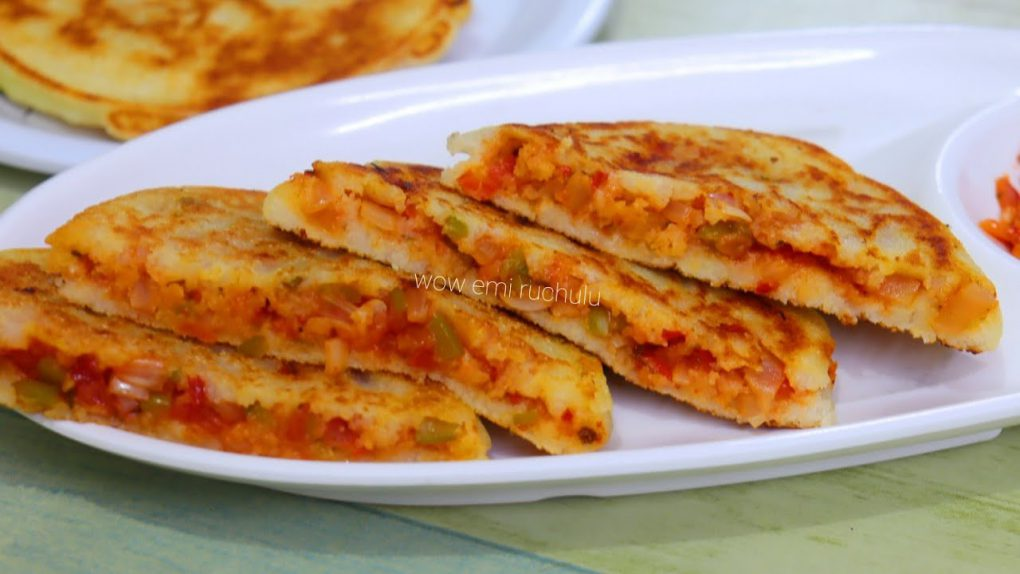 Unique Breakfast Recipe | Less Oil Breakfast recipe | Sooji Nashta | Suji ka Nashta | Breakfast