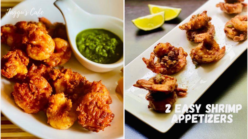 2 Easy Shrimp Appetizer Recipes   Easy Shrimp Koliwada   Easy FriedShrimp   Party Shrimp Recipe
