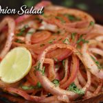 Laccha Onion Salad | Dhaba Style | Best Combination with Kabab, Barbeque or any type of dishes