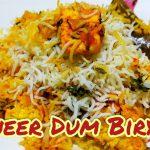 Paneer Dum Biryani Recipe | पनीर बिर्याणी | Paneer Recipes | Restaurant Style | Main Course Recipes