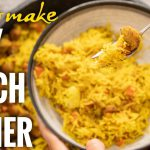 Easy rice recipes for the whole family | Any fast rice for lunch or dinner with cheap protein