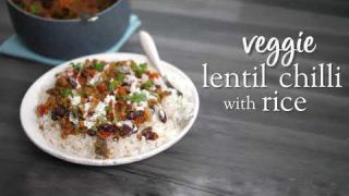Slimming World Syn-free veggie lentil chilli recipe – FREE