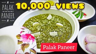 Perfect Punjabi Style Palak Paneer Recipe | Easy & Quick |