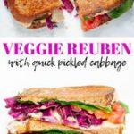 Veggie Reubens are a delicious twist on the classic grilled Reuben sandwich. Qui…