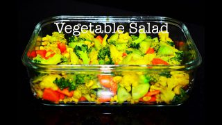 VEGETABLE SALAD /SALAD RECIPE..