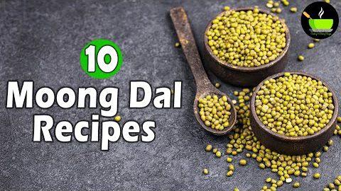 10 Moong Dal Recipes | Healthy Recipes | Green Gram Dal Recipes | High Protein Recipes | Moong Bean