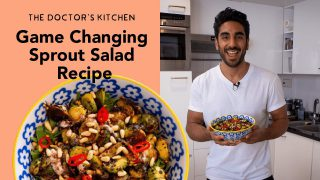 Game Changing Sprout Salad Recipe