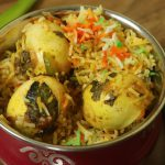 Dum egg Biryani Recipe | Dum egg Biryani for Begginers | Dum Anda Biryani for Bachelors