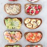 10 healthy and easy toast creations from avocado to New York style, made with si…