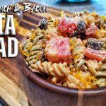 Cajun Ranch and Bacon Pasta Salad | Pasta Salad Recipe