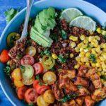 Mexican Quinoa Breakfast Bowl…