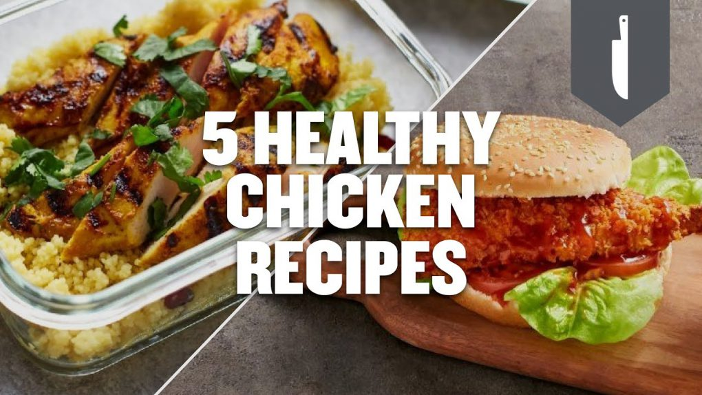 5 Healthy Chicken Recipes   Quick & Easy Ideas   Myprotein
