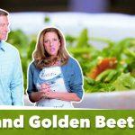 Keto Feta and Golden Beet Salad Recipe | Eric and Karen Berg