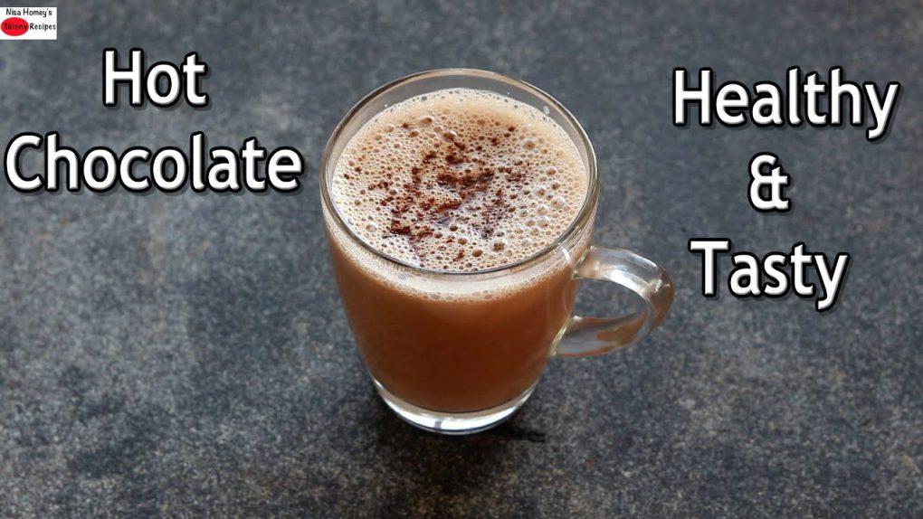 Hot Chocolate – Thick & Creamy Healthy Hot Chocolate Recipe – Dairy Free – Vegan | Skinny recipes