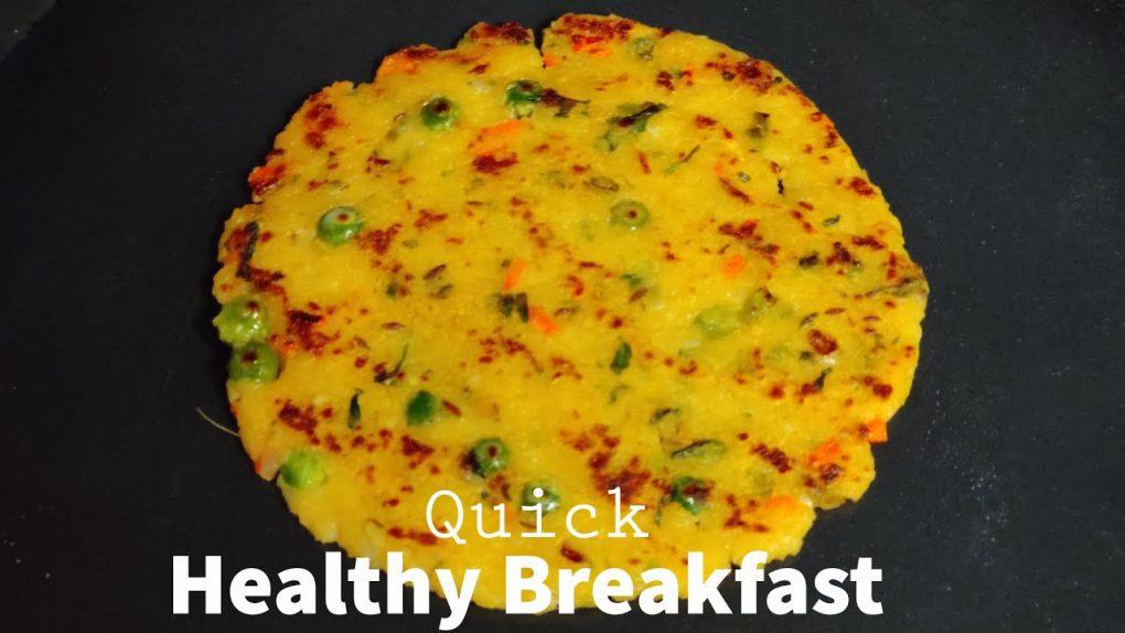 15 Minutes Instant Breakfast | Quick Morning Breakfast Ideas | Poha Breakfast Recipes