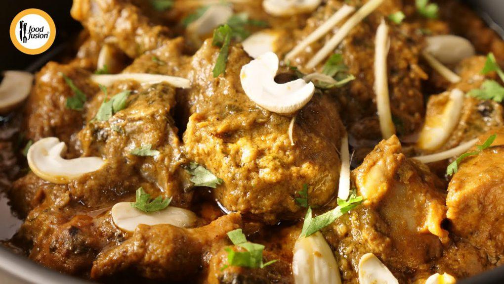 Reshmi Chicken Recipe By Food Fusion