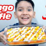 Mango Trifle Recipe | Quick and Easy Mango Trifle | Dessert Recipes