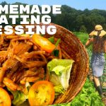 Salad recipes | Homemade Eating Dressing | Chef's Recipes#2 | Health and Nutrition | non NSG  |