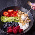 Chia Yogurt Breakfast Bowl…