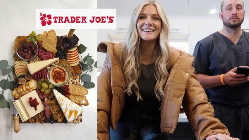 Trader Joe's Haul, Charcuterie Board STAPLES & Easy, Healthy Recipes!