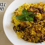 Vegetable Biryani Recipe | How to Make Biryani | Biryani Recipe