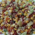 Healthy Vegetarian Salad Recipe||