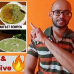 Vegetarian Protein Rich Recipes|4 High Protein Breakfast Recipes | Madan fitness | Tamil