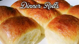 Dinner Rolls Recipe||How to make Dinner Rolls||With English Subtitles/Homemade Dinner Rolls/Milk Bun