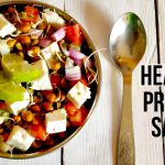 Healthy protein salad recipe | weight loss protein salad | Healthy  #shorts #sprouts #Shokeenbaaz