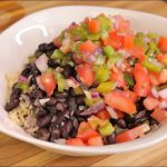 Cuban Black Beans and Rice – Vegan Budget Recipes