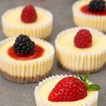 Easy Mini Cheesecakes – El Mundo Eats