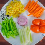 Mixed Vegetable Salad | Easy Salad recipe | SarojKitchen
